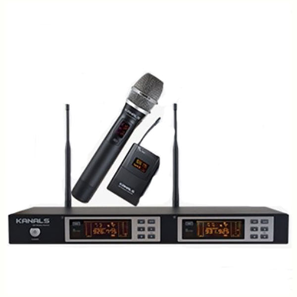 KANALS(카날스) BK-2001A (Wireless Microphone System) 무선마이크