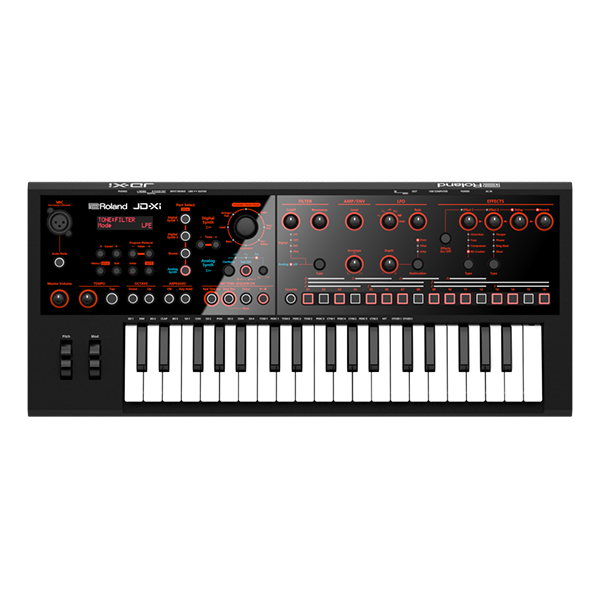 Roland(로랜드) JD-Xi (INTERACTIVE ANALOG/DIGITAL CROSSOVER SYNTHESIZER)