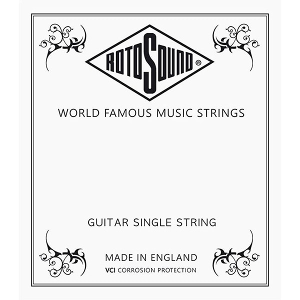 RotoSound CUSTOM NICKEL SINGLE STRING / 011 게이지 낱줄 (NP011)