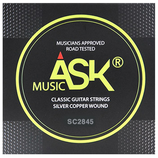 ASK MUSIC NORMAL TENSION 클래식기타 스트링 SC2845 (028-045)