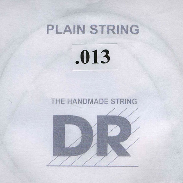 DR Plain Single String 013게이지 3개묶음
